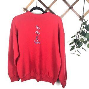 Vintage Disney Piglet Sweatshirt Winnie the Pooh